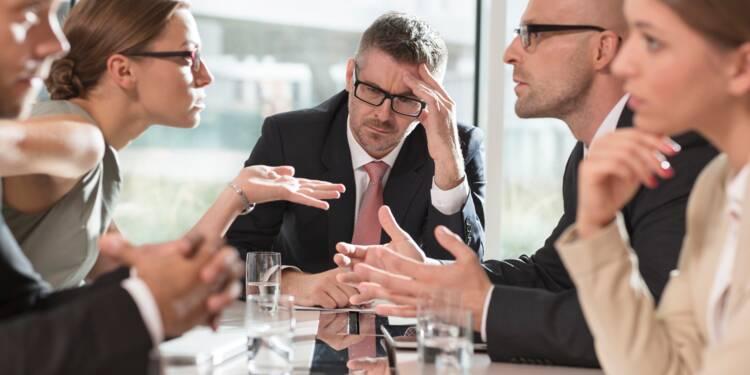 Dans une petite entreprise, pas le choix de travailler en équipe