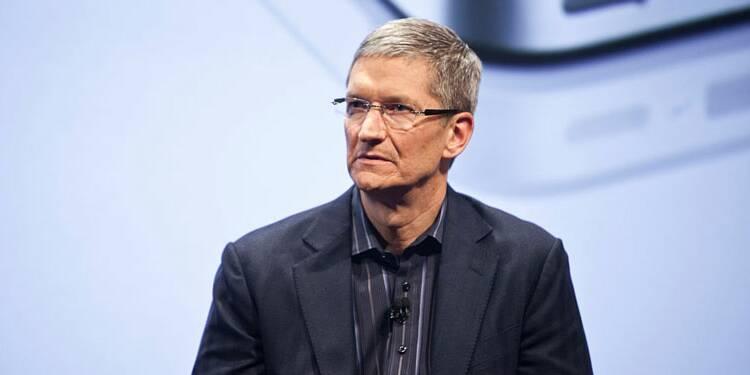 Le PDG d'Apple a l'obligation de voyager en jet priv