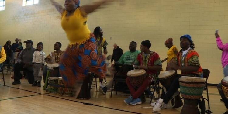 USA: la communauté afro-américaine célèbre Kwanzaa