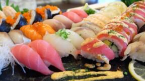Côté Sushi : des sushis made in Japan et... Pérou
