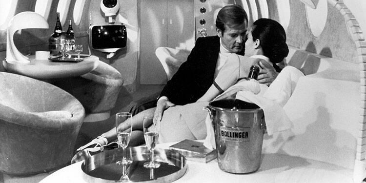 L'incroyable saga du champagne Bollinger, le préféré de James Bond
