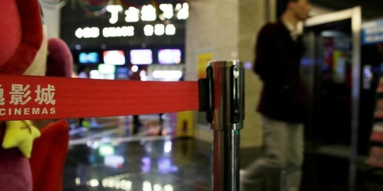 Chine: Les recettes des salles de cinéma en hausse de 13%