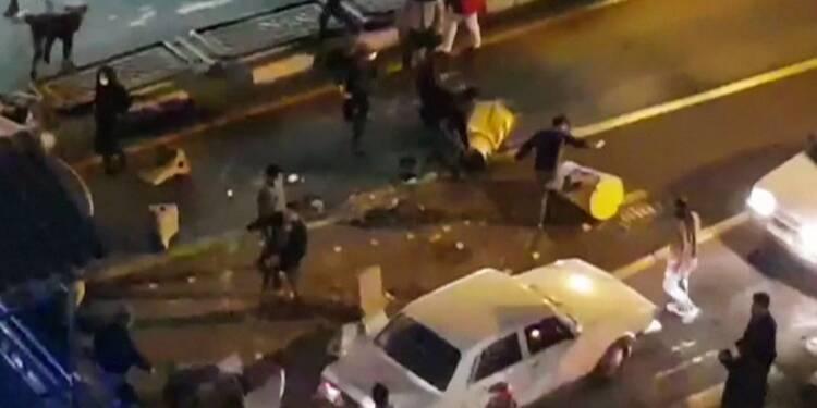 Iran: 450 arrestations à Téhéran depuis samedi (responsable)