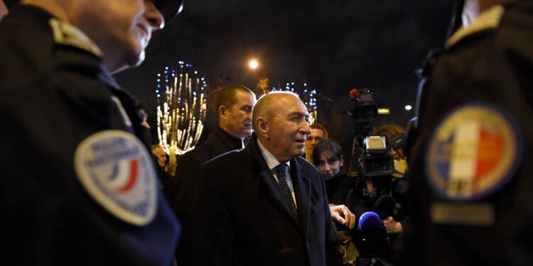 Police de sécurité du quotidien: Collomb annonce des moyens supplémentaires pour 30 quartiers difficiles