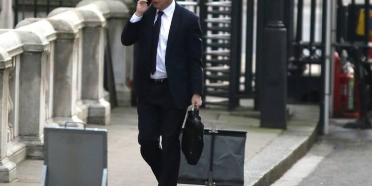 Londres veut inclure les services financiers dans un accord commercial
