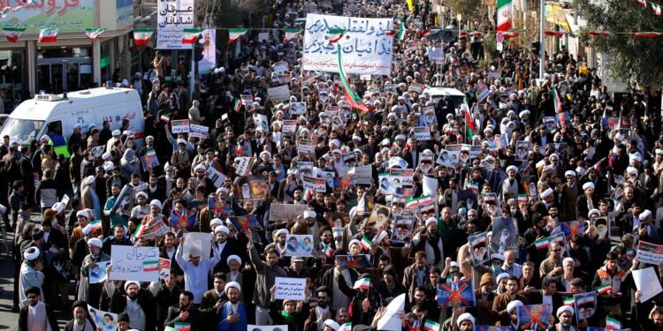 """L'armée d'élite du régime en Iran proclame la fin de la """"sédition"""""""