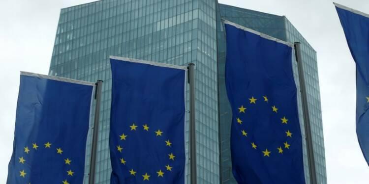 La BCE a réduit ses achats de dette d'entreprise en décembre