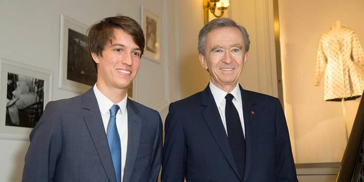 La fabuleuse donation de Noël de Bernard Arnault à ses enfants
