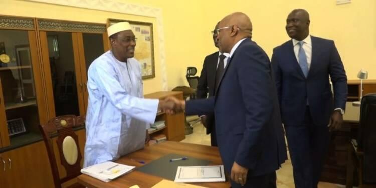 Mali: l'ex-ministre de la Défense nommé Premier ministre