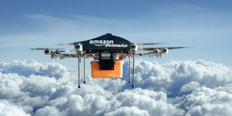 Les 6 innovations bluffantes qu'Amazon nous prépare
