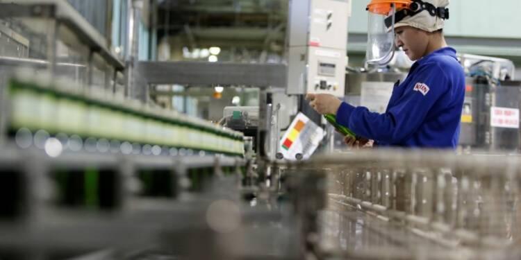 La croissance manufacturière au Japon à un pic de près de quatre ans