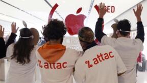 Optimisation fiscale : Apple veut chasser les militants d'Attac de ses magasins