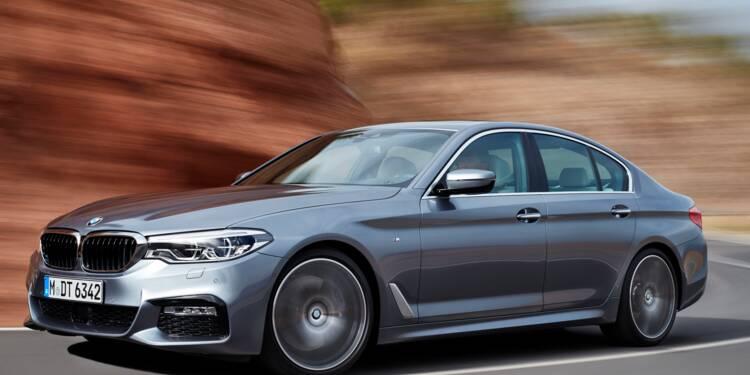 On a essayé la nouvelle BMW Série 5