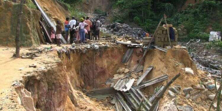 RDC: au moins 37 morts dans des inondations à Kinshasa