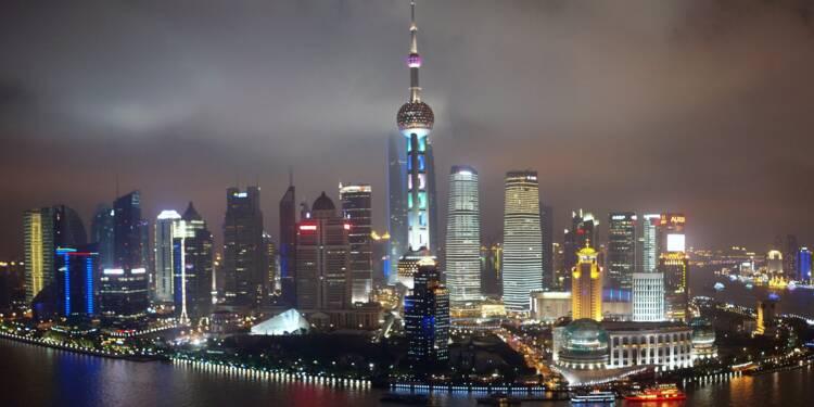 Chine : la croissance de l'industrie tombe à un plus bas de 17 ans