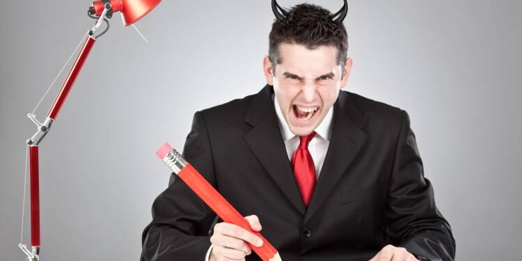 Se montrer méchant au bureau, ça peut aider
