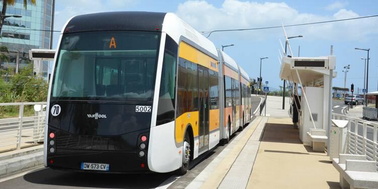 Couacs administratifs : en Martinique, des bus flambant neufs… qui ne démarrent pas !