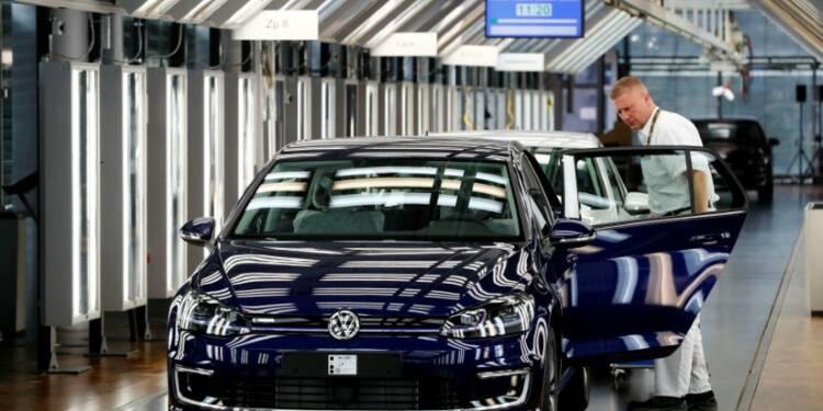 Volkswagen a vendu 10,7 millions de voitures en 2017