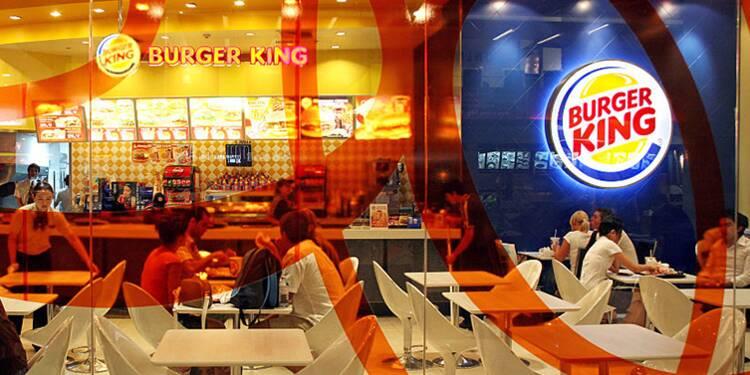 Burger King : ses nouvelles recettes lui donnent la frite
