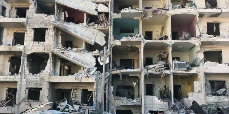 Syrie: explosion dans un QG de jihadistes asiatiques (3)