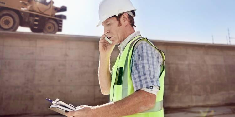 chef de chantier   salaire et formation