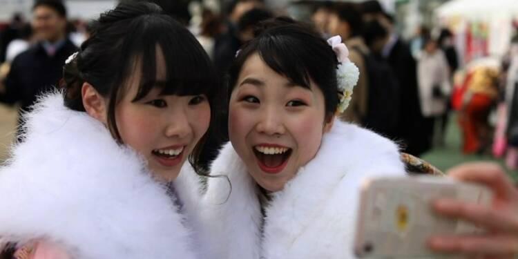 Pour les jeunes japonais, l'heure de passer à l'âge adulte