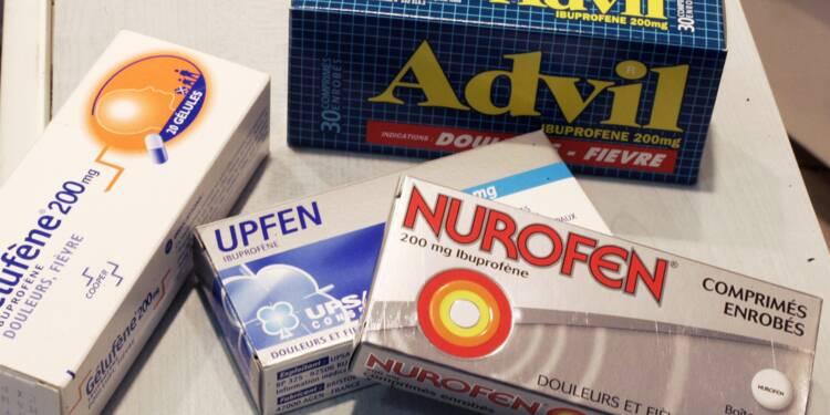 Messieurs, attention, l'abus d'ibuprofène diminue la production de testostérone
