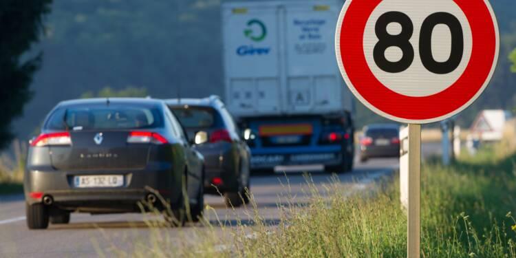 Limitation de vitesse à 80 km/h : un coût exorbitant pour l'économie ?