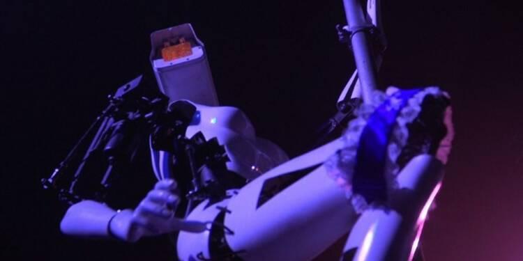 A Las Vegas, les robots se lancent dans la