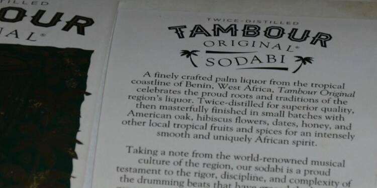 Le sodabi, liqueur béninoise à la conquête des bars américains