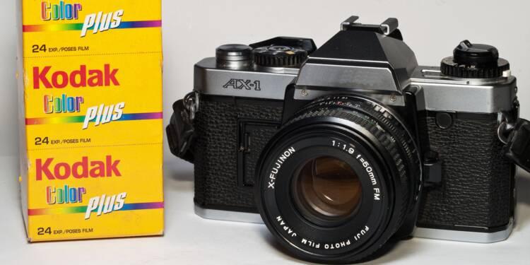 Kodak lance sa cryptomonnaie et décolle en bourse