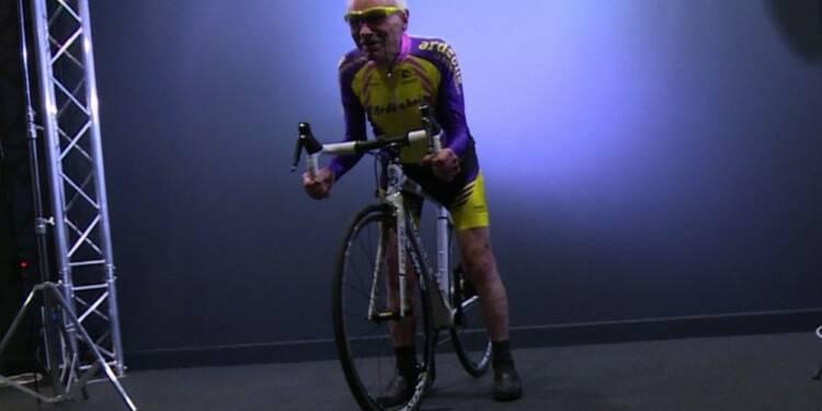 Robert Marchand prend sa retraite sportive à 106 ans