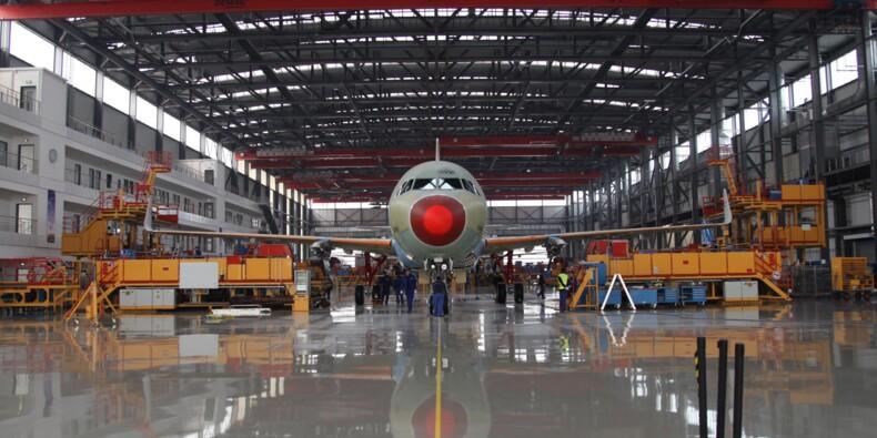 La France espère vendre bientôt des Airbus A380 à la Chine