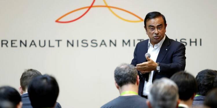 Renault, Nissan et Mitsubishi lancent un fonds de 1 milliard de dollars