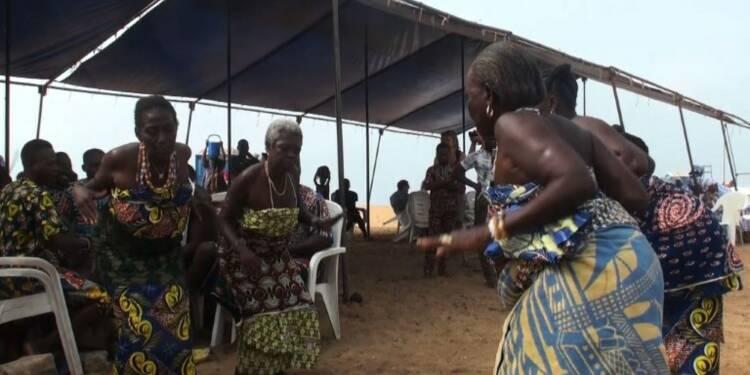Bénin : célébration annuelle du culte vaudou