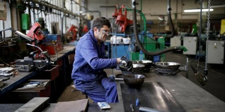 France: La production industrielle en baisse en novembre
