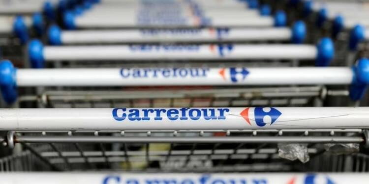 Carrefour s'offre 17% de Showroomprivé