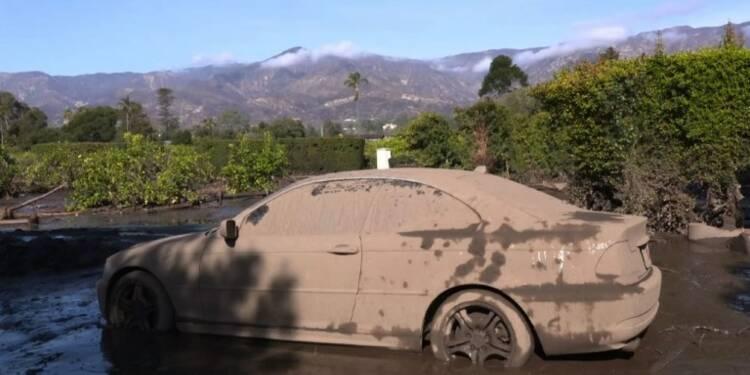 Coulées de boues en Californie : 15 morts