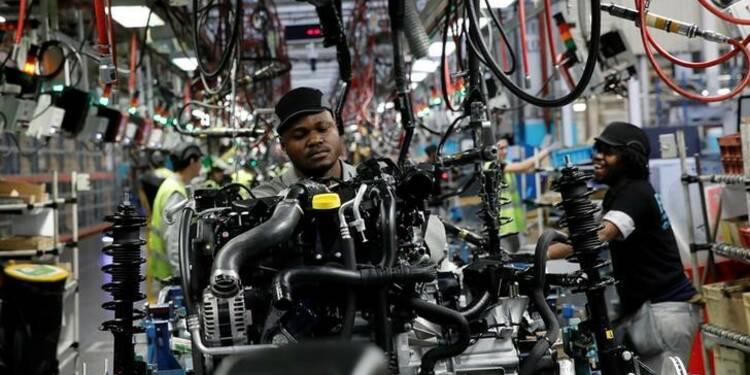 France: Vive accélération de l'activité dans l'industrie fin 2017