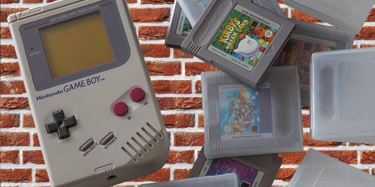 CES 2018 : la Game Boy est de retour avec un modèle Ultra!