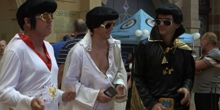 Australie: bienvenue à bord de l'Elvis Express