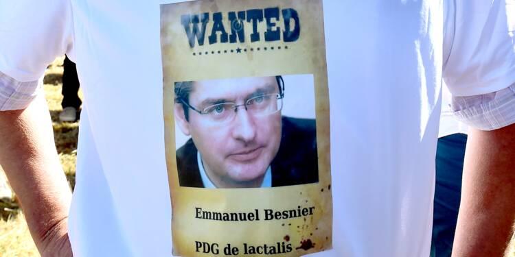Mais qui est donc Emmanuel Besnier, l'invisible patron de Lactalis?