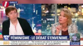 """Zapping politique : """"On peut jouir lors d'un viol"""", la remarque choc de Brigitte Lahaie"""