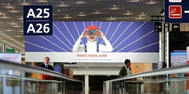 Trafic de Paris Aéroport en hausse de 4,5% en 2017 — Groupe ADP