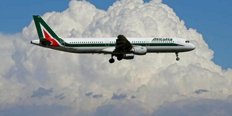 Alitalia: EasyJet, Air France-KLM ont présenté une offre