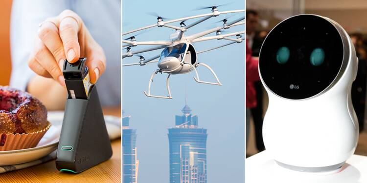 CES 2018 de Las Vegas : les innovations les plus impressionnantes