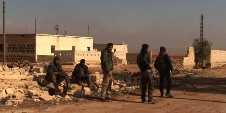 Syrie: le régime prend des villages près d'une base clé (OSDH)