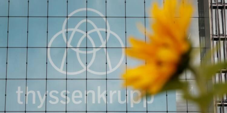 Cevian met la pression sur la direction de Thyssenkrupp