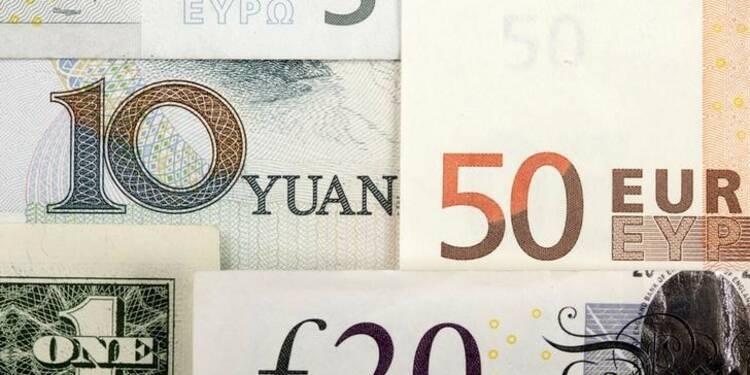 Le yuan à un plus haut de deux ans avec le dollar et la Buba
