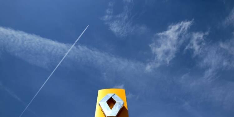 Renault signe un nouveau record de ventes grâce à l'international